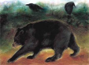 Bear-and-Crows